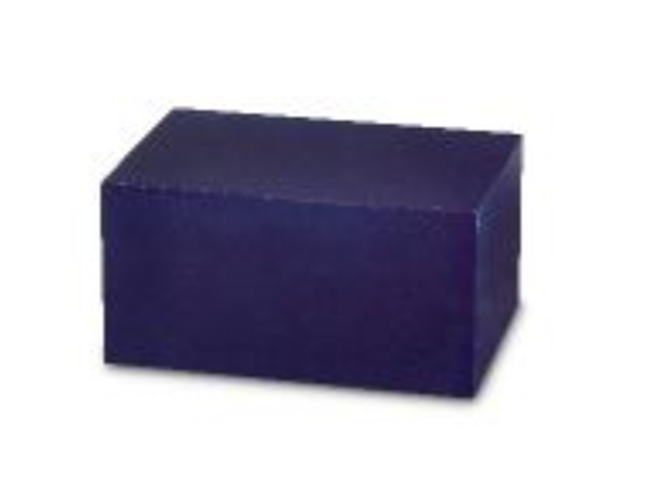 Regal Painted Bronze Chest (Midnight Blue)