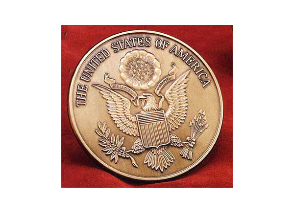 Medallions - Great Seal of the U.S.